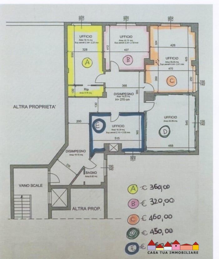 Ufficio Carrara MS1164502